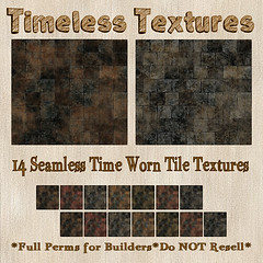 TT 14 Seamless Time Worn Tile Timeless Textures