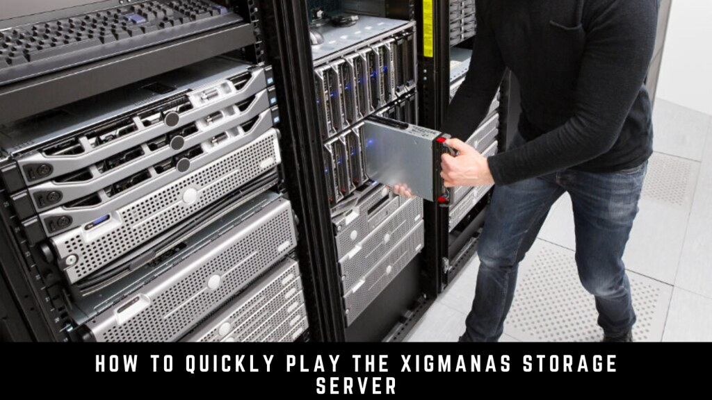 How to quickly play the XigmaNAS storage server