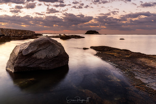 2020 clouds connecticut connecticutphotographer d750 dawn june landscape landscapephotographer longislandsound longexposure madison morning naturephotographer newengland nikon seascape shore shoreline spring sunrise digital hightide rockybeach unitedstatesofamerica