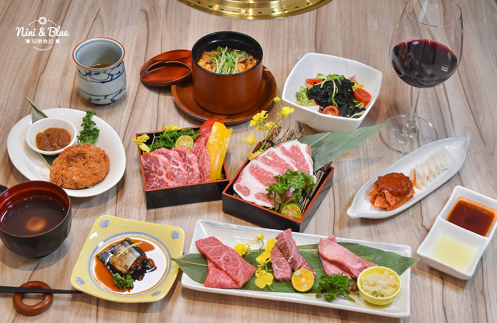 旭亭燒肉菜單menu價位 台中精誠路美食