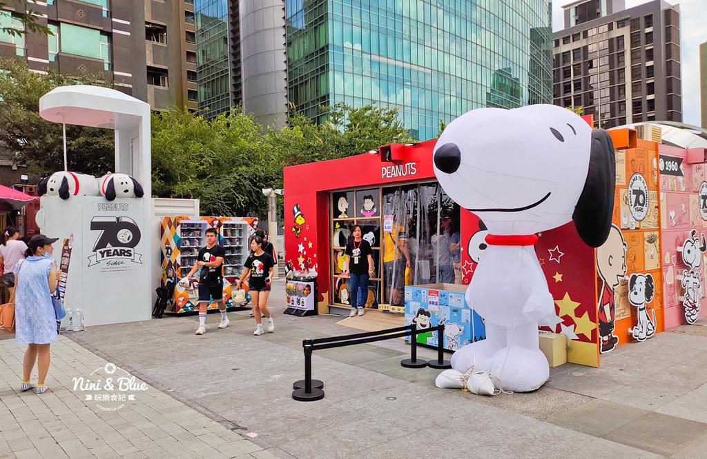 花生漫畫史努比Snoopy 70週年巡迴特展 台中景點40