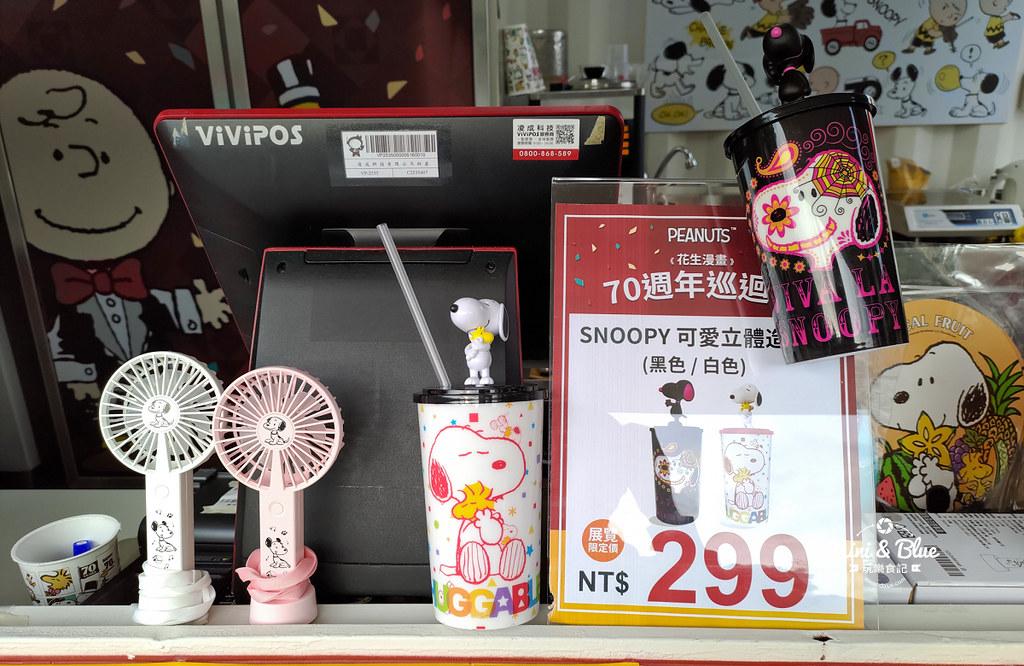 花生漫畫史努比Snoopy 70週年巡迴特展 台中景點03