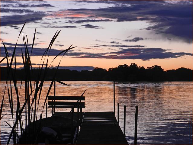 SUNSET... June 2020 Bass Lake