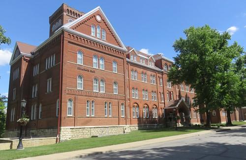 Elizabeth Hall of Benedictine College (Atchison, Kansas