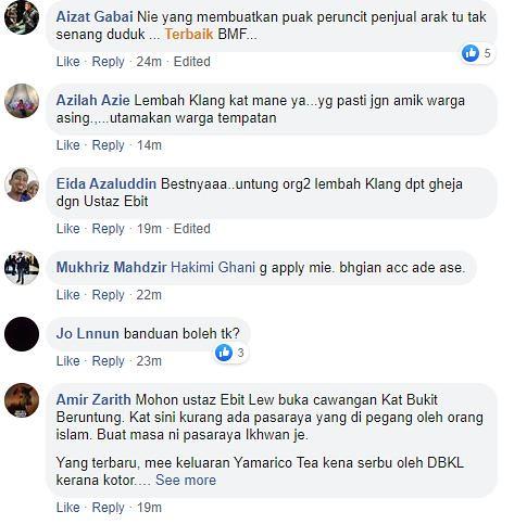 Pasaraya Milik Ebit Lew Cari 100 Pekerja, Netizen Mohon Buka Lebih Banyak Cawangan