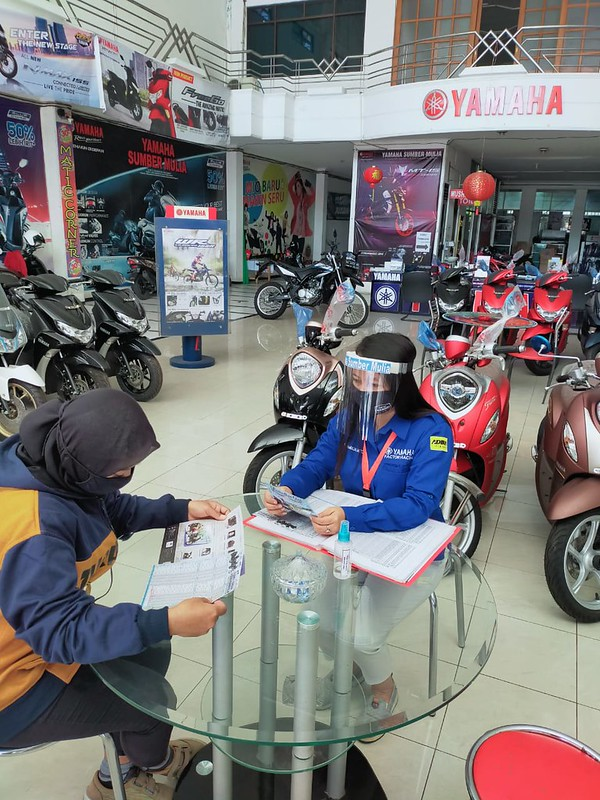 Yamaha Madiun - Kediri New Normal Sales