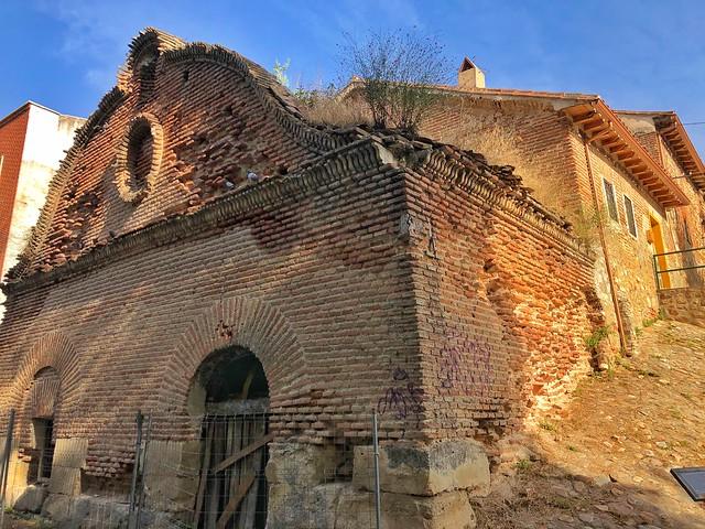 Bodega del arrabal en Talamanca del Jarama (Madrid)