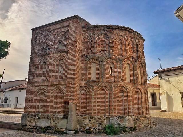 El ábside de los milagros en Talamanca del Jarama (Pueblos más bonitos de Madrid)