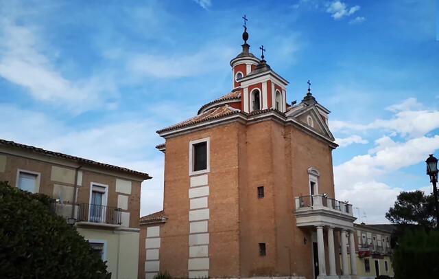 Real Cortijo de San Isidro (Pedanía de Aranjuez)