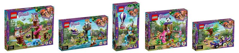 LEGO Friends Nat Geo