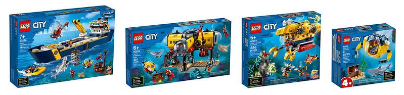 LEGO City Nat Geo