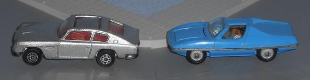 Husky - Bond and U.N.C.L.E. Cars