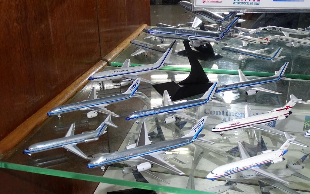 Eastern Air Lines Fleet
