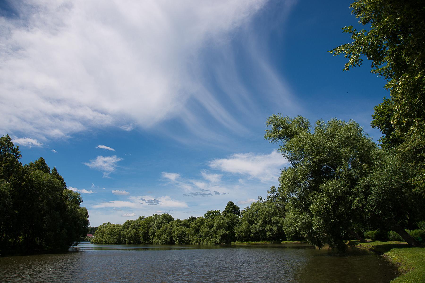 Тарханское небо. Фотозарисовки тарханских окрестностей А. Семенова. 25 июня 2020 года. Фото 7