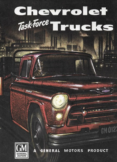 1956 Chevrolet Truck (South Africa)