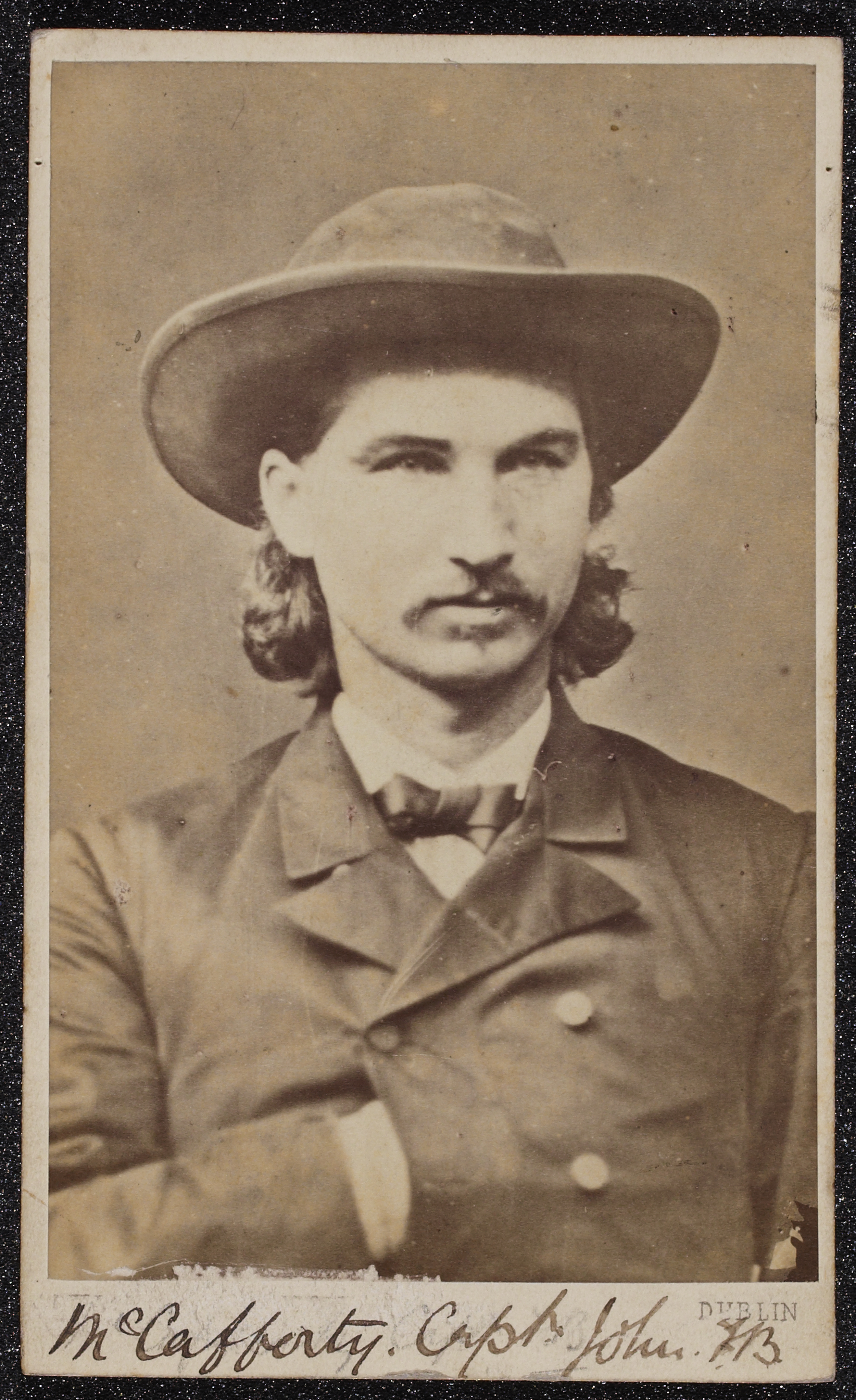 Napoleon McCafferty?