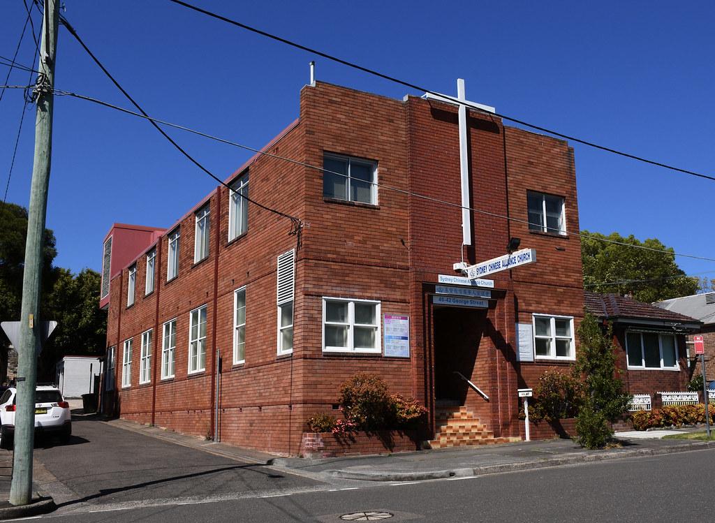 Sydney Chinese Alliance Church, Rockdale, Sydney, NSW.