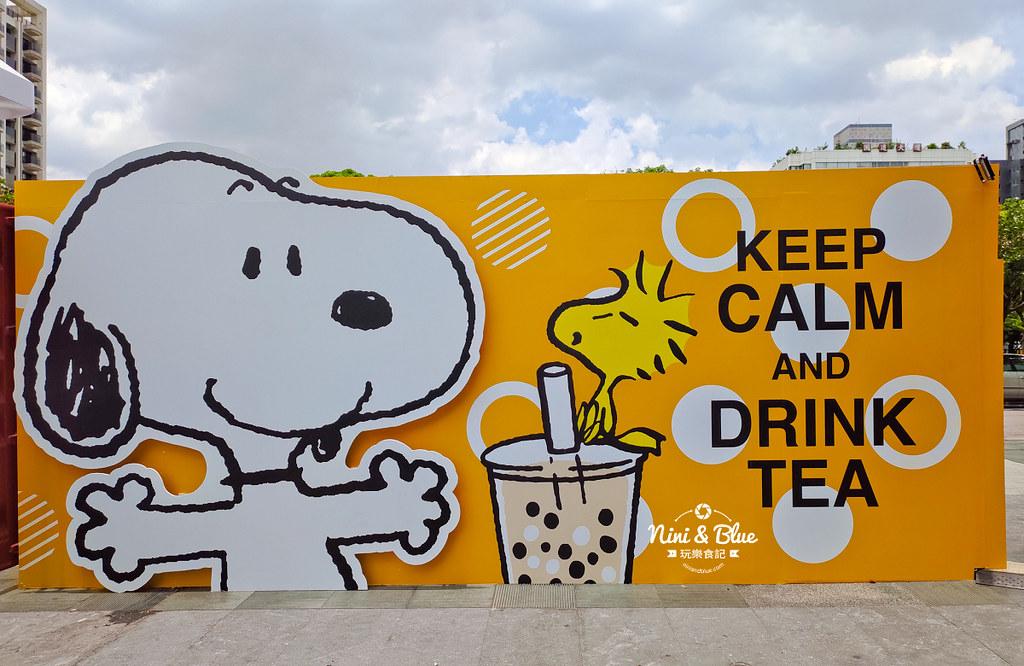 花生漫畫史努比Snoopy 70週年巡迴特展 台中景點37