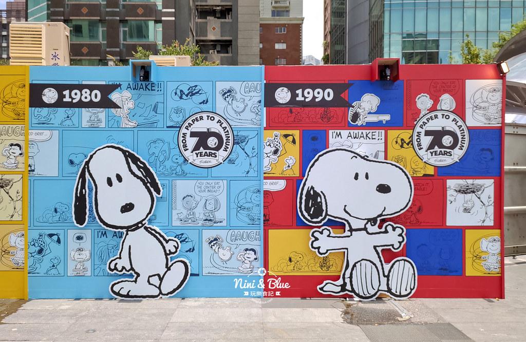 花生漫畫史努比Snoopy 70週年巡迴特展 台中景點34