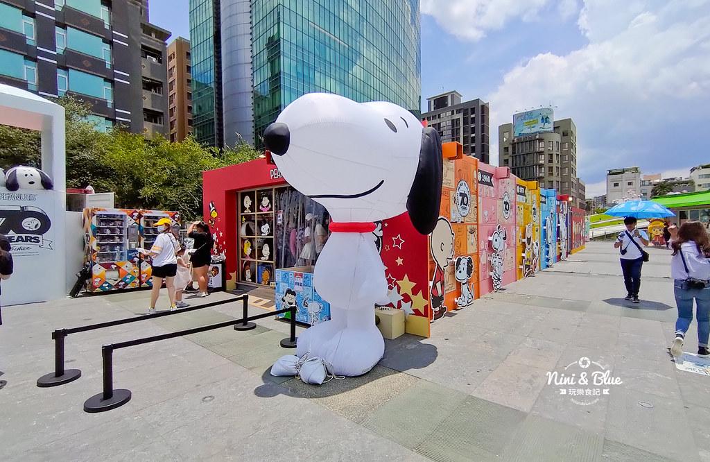 花生漫畫史努比Snoopy 70週年巡迴特展 台中景點31