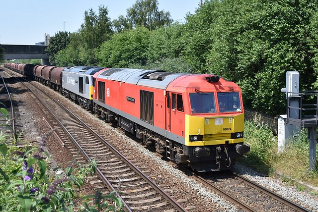 Mix and match! 60024 and 60055 with 6E02