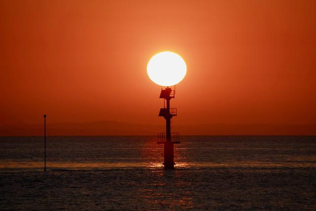 Solar lamp / Lampe solaire