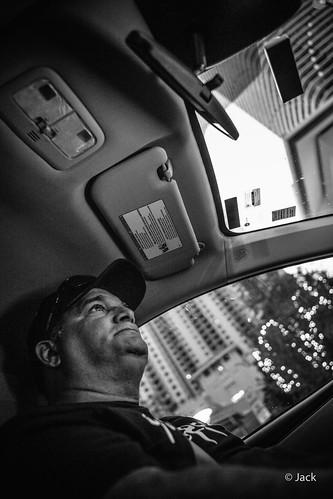 Miami mood - Taxi driver #2