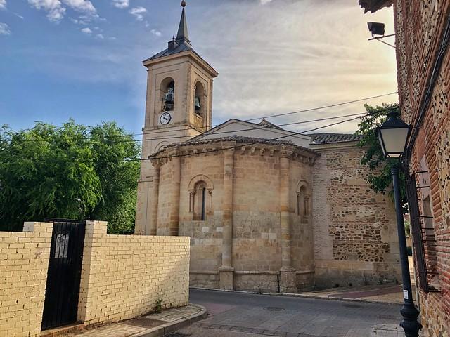 Iglesia de San Juan Bautista (Talamanca del Jarama, Madrid)