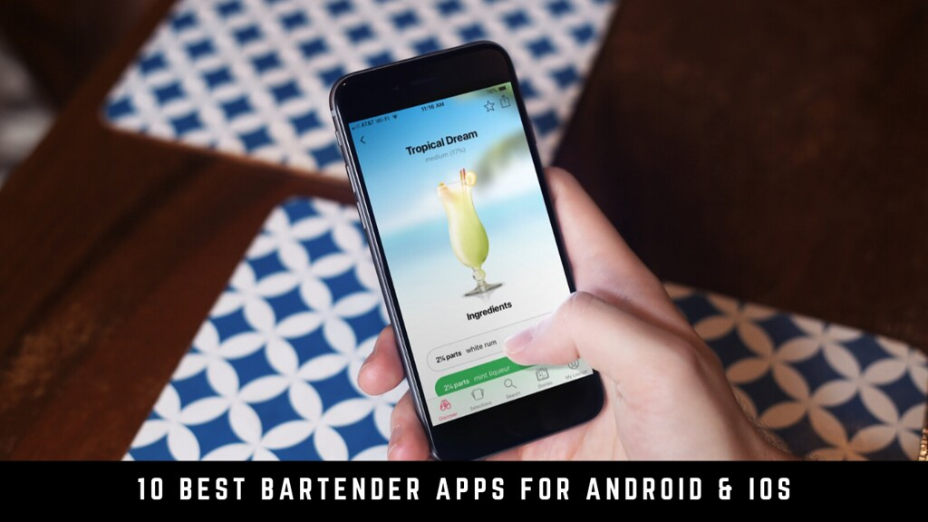 10 best bartender apps for Android & iOS