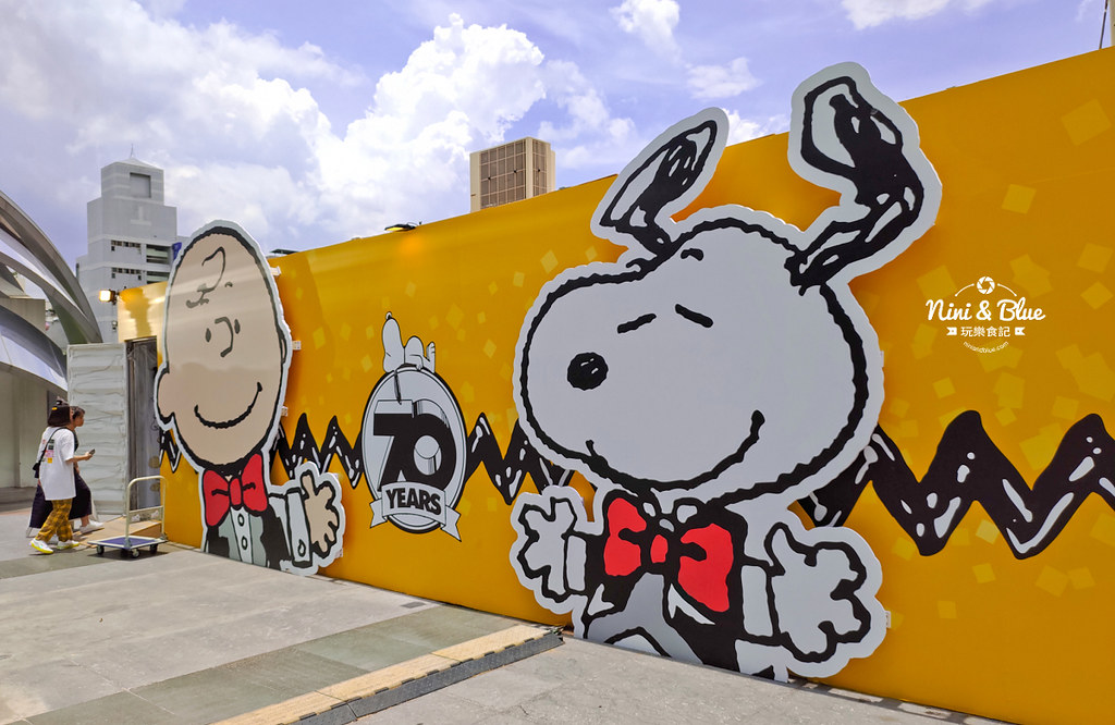 花生漫畫史努比Snoopy 70週年巡迴特展 台中景點36