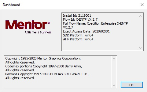 Mentor Graphics Xpedition Enterprise VX.2.7 win64 full license