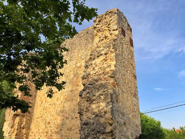 Puerta de Uceda (Murallas de Talamanca del Jarama)
