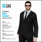 Kyle Linden