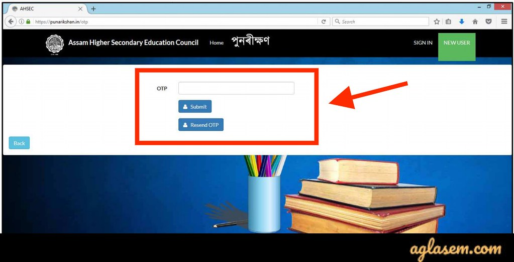 Assam HS Rechecking 2020 Result - Application Form (Released), Apply at ahsec.nic.in