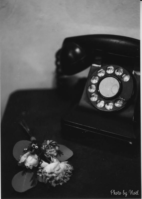 黒電話と by Noël Café