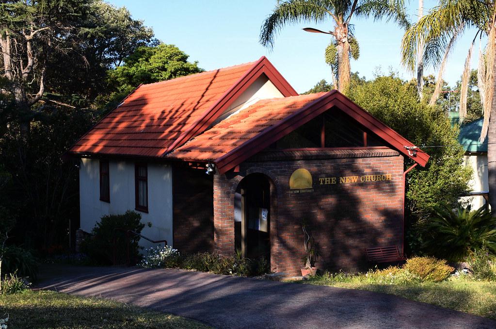 The New Church, Hurstville, Sydney, NSW.