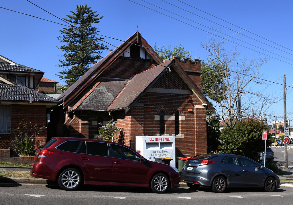 Presbyterian Church, Rockdale, Sydney, NSW.