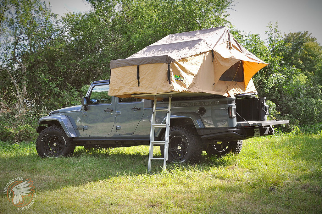 JEEP WRANGLER AMERICAN EXPEDITION VEHICLES