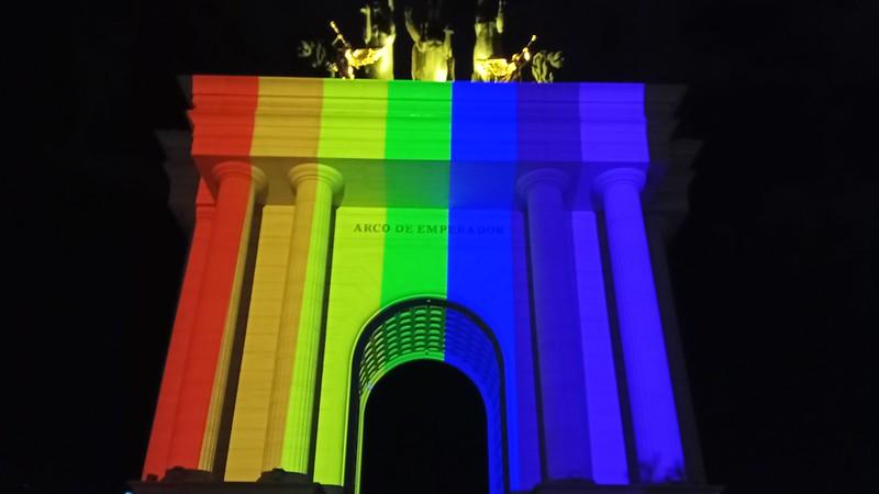 Arco De Emperador in Arcovia City 2