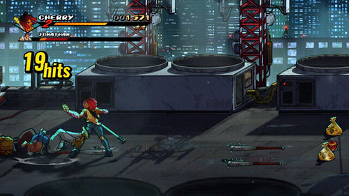 Streets of Rage 4 | by PlayStation.Blog