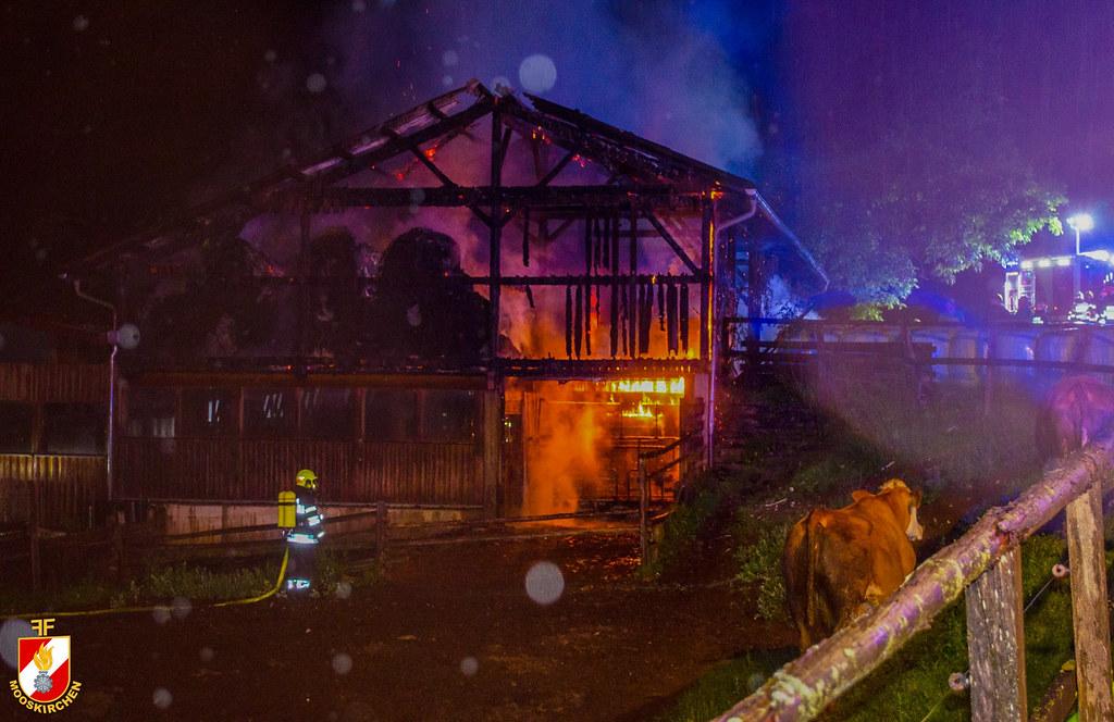 25.06.2020 Wirtschaftgebäudebrand St. Martin a.W