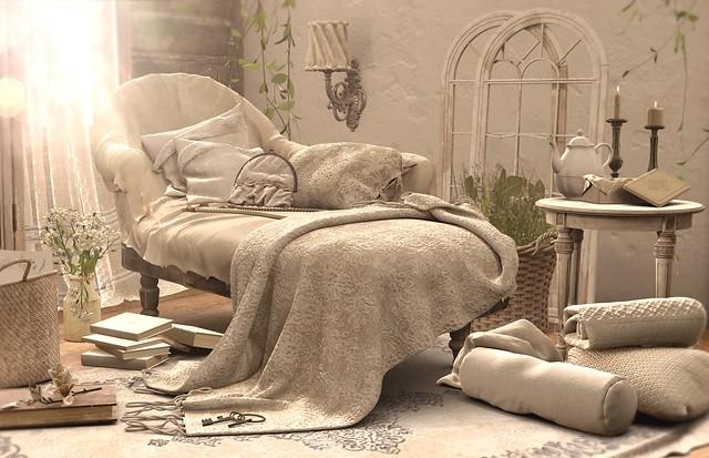 Sweet lavish dreams
