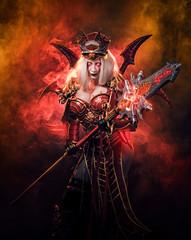Dark Inquisitor Whitemane