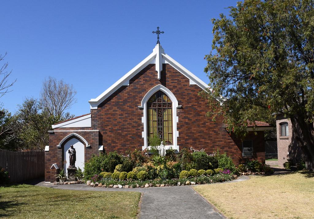 Roman Catholic Church, Rockdale, Sydney, NSW.