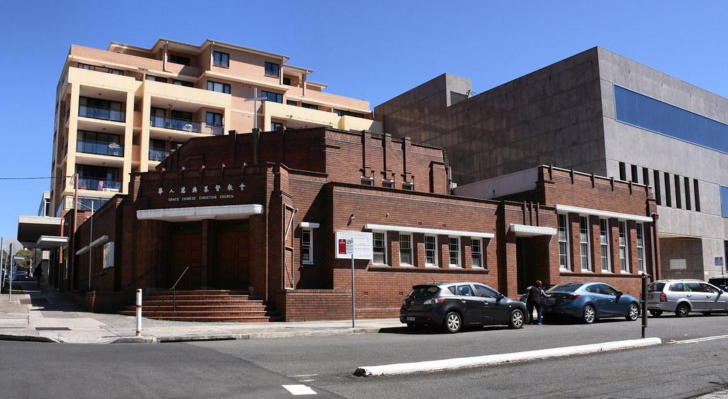 Grace Chinese Christian Church, Kogarah, Sydney, NSW.