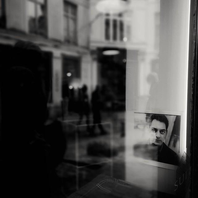 Dans les yeux de Paul Auster