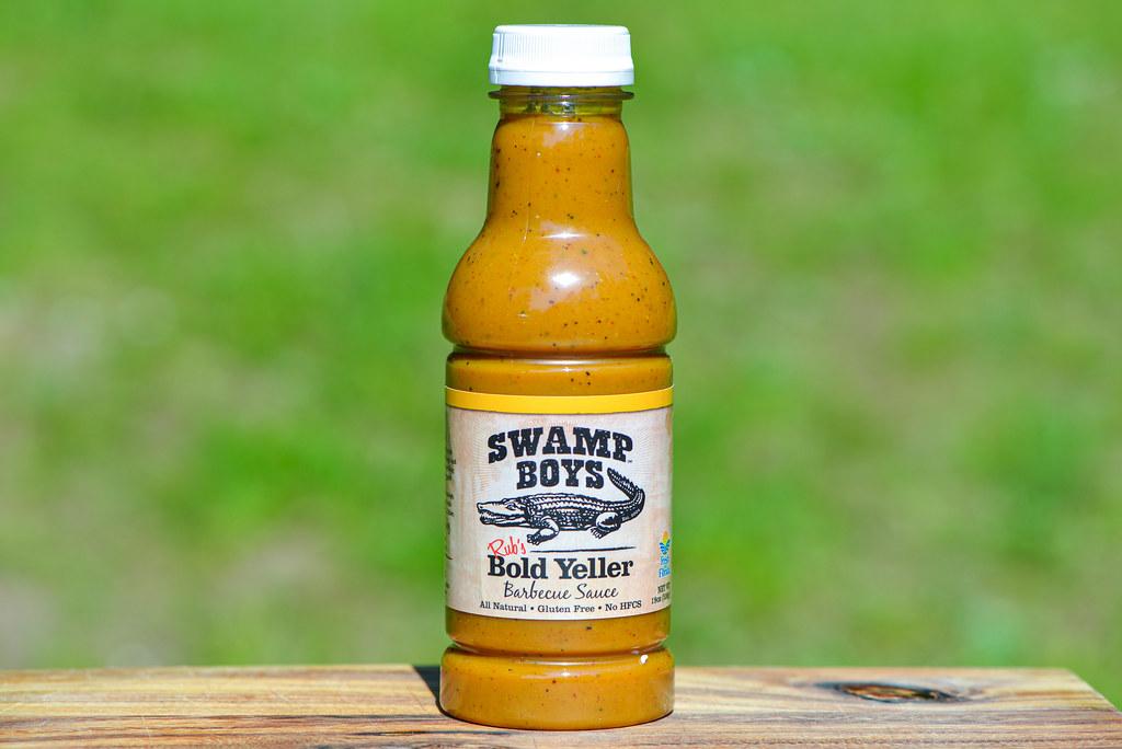 Swamp Boys Rub's Bold Yeller