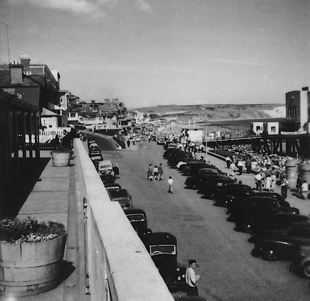 The Esplanade, Sandown, Isle of Wight, 1950s
