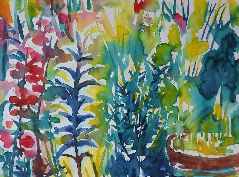 Garten_Aquarell_Nadia_Baumgart