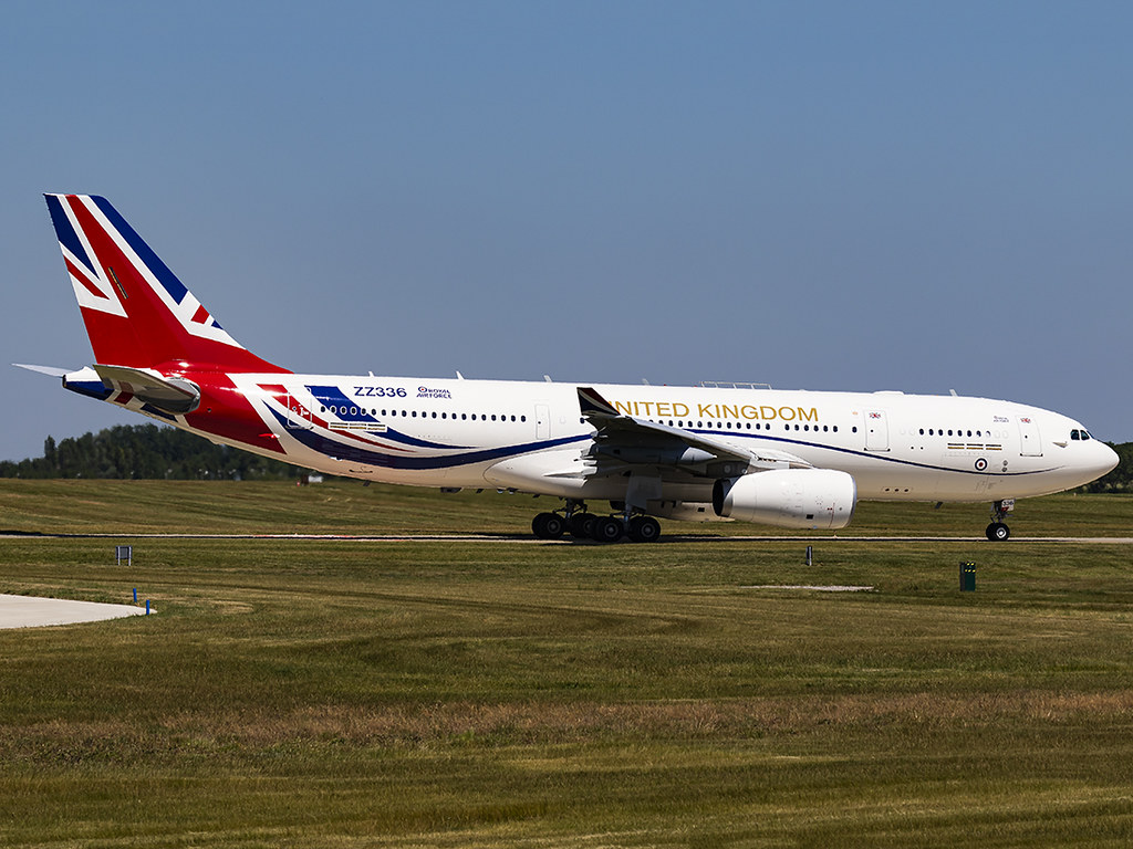Royal Air Force | Airbus A330-243MRTT Voyager KC3 | ZZ336